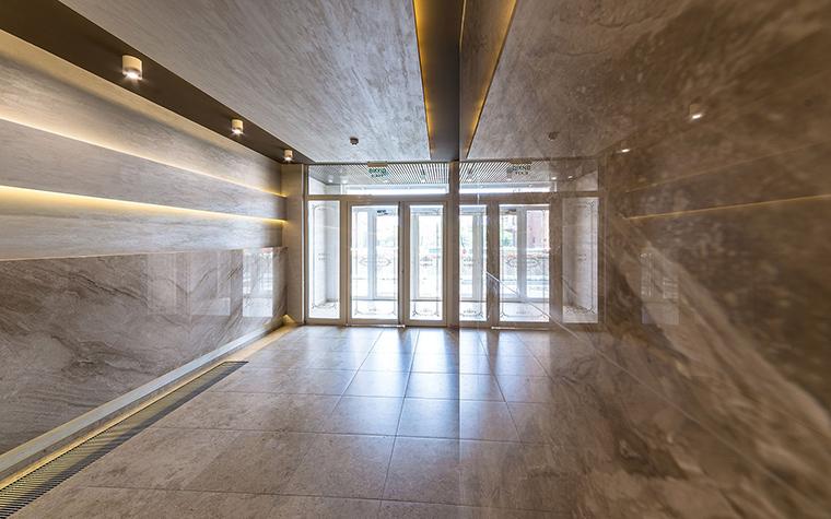 Многоквартирный дом. холл из проекта , фото №54644