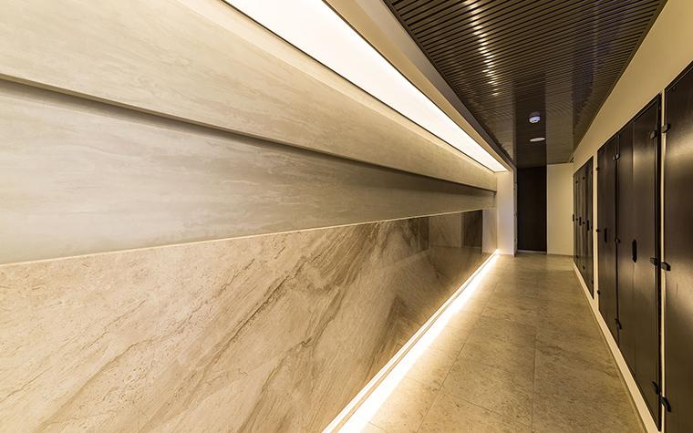 Многоквартирный дом. холл из проекта , фото №54645