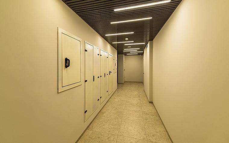 Многоквартирный дом. холл из проекта , фото №54646