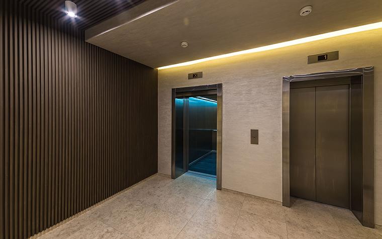 Многоквартирный дом. холл из проекта , фото №54647