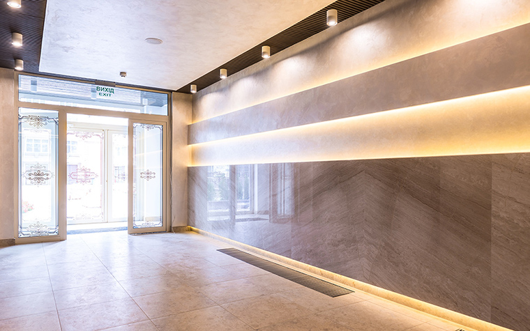 Многоквартирный дом. холл из проекта , фото №54621
