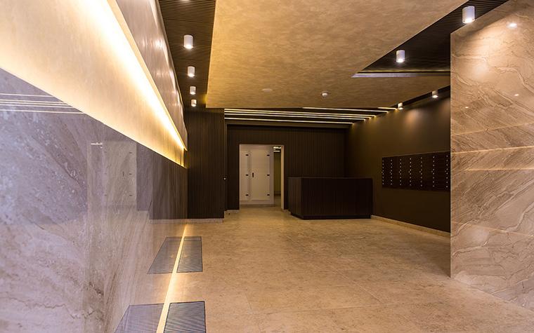 Многоквартирный дом. холл из проекта , фото №54622