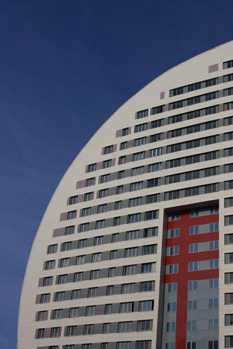 Многоквартирный дом. многоквартирный дом из проекта , фото №5896