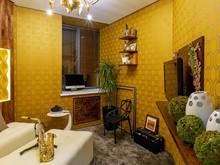 Квартира «арт-квартира на Мичуринском просекте», комната отдыха . Фото № 28472, автор Муратов Александр