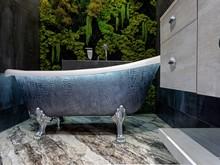 Квартира «арт-квартира на Мичуринском просекте», ванная . Фото № 28471, автор Муратов Александр