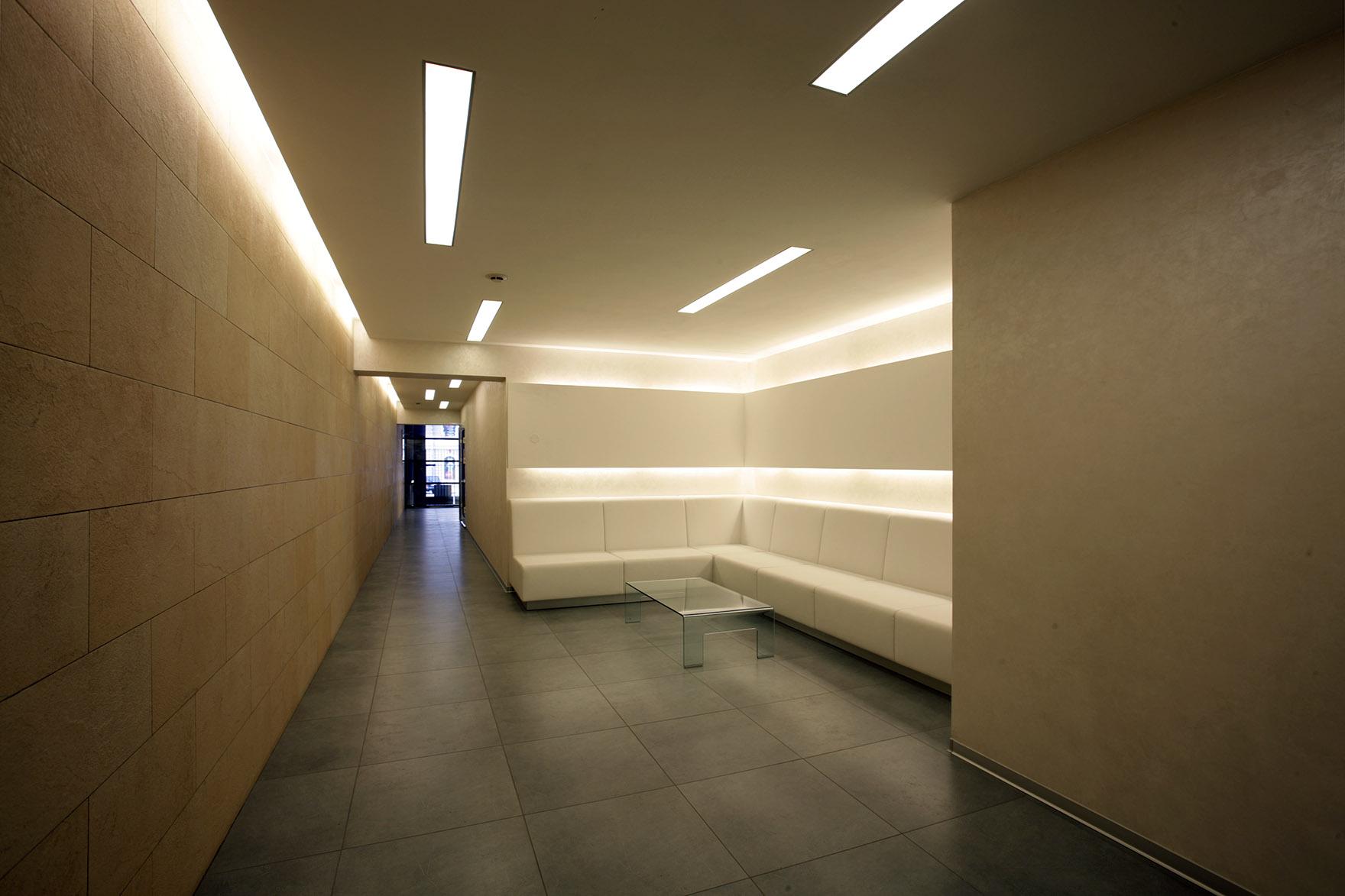 Многоквартирный дом «», комната отдыха, фото из проекта
