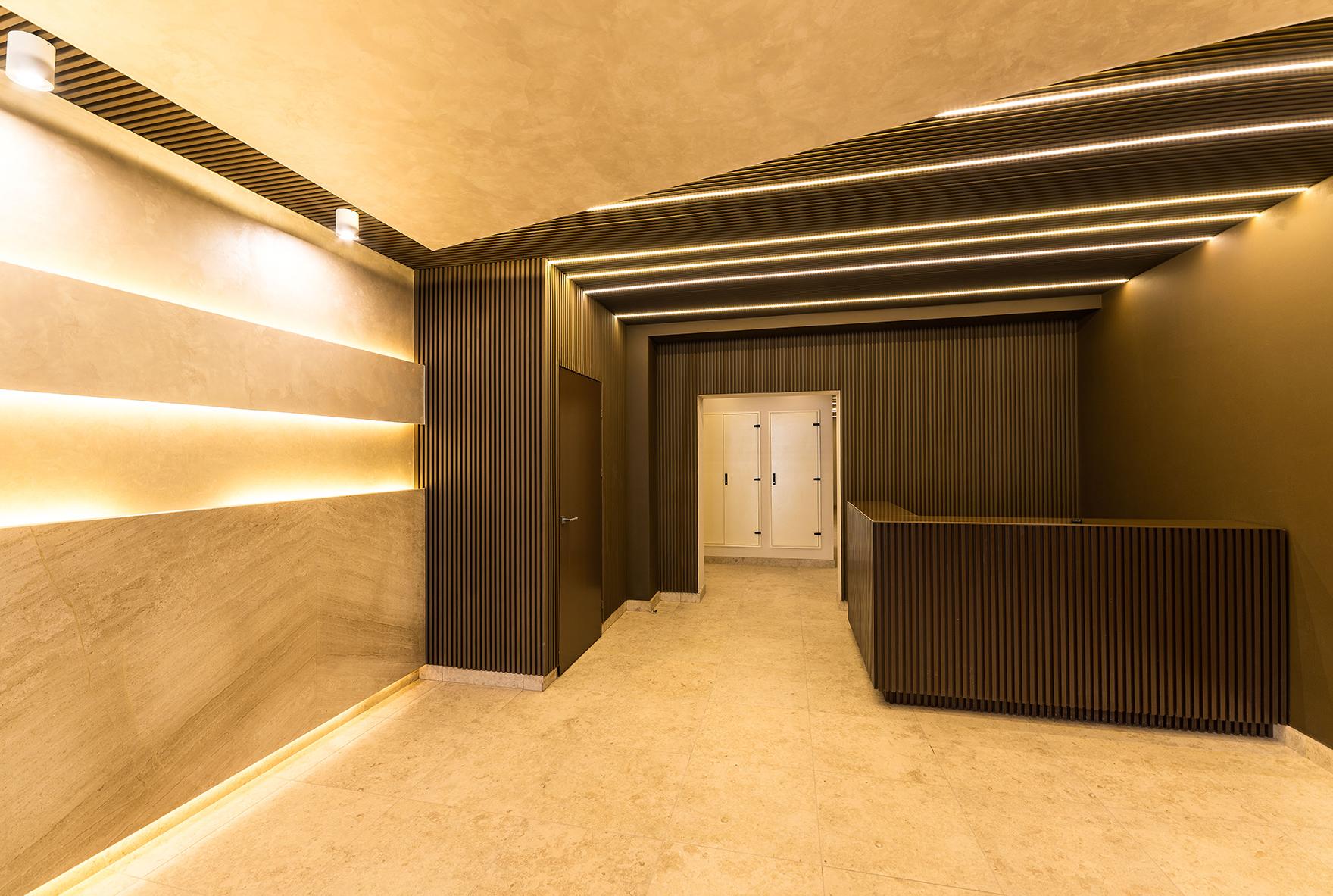 Фото холл Многоквартирный дом