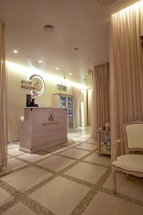 Дизайн интерьеров парикмахерских