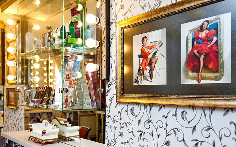 Салон красоты. салон красоты из проекта , фото №39077