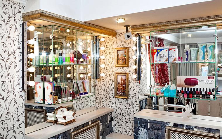 Салон красоты. салон красоты из проекта , фото №39079