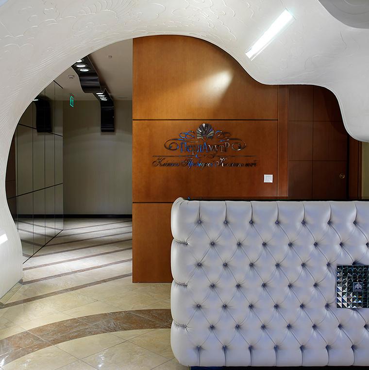 Салон красоты. салон красоты из проекта , фото №44297