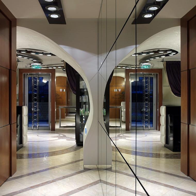 Салон красоты. салон красоты из проекта , фото №44299