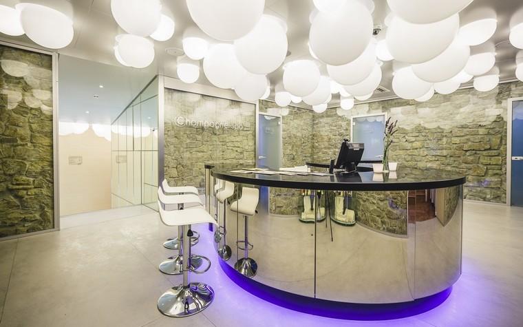 Дизайн кабинетов красоты и салонов