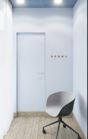 Салон красоты. салон красоты из проекта Салон красоты в пастельных тонах, фото №97504