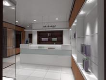 Салон красоты «Дизайн-проект интерьера бутика и ресепшена салона красоты Dessange», салон красоты . Фото № 25851, автор Старых Станислав