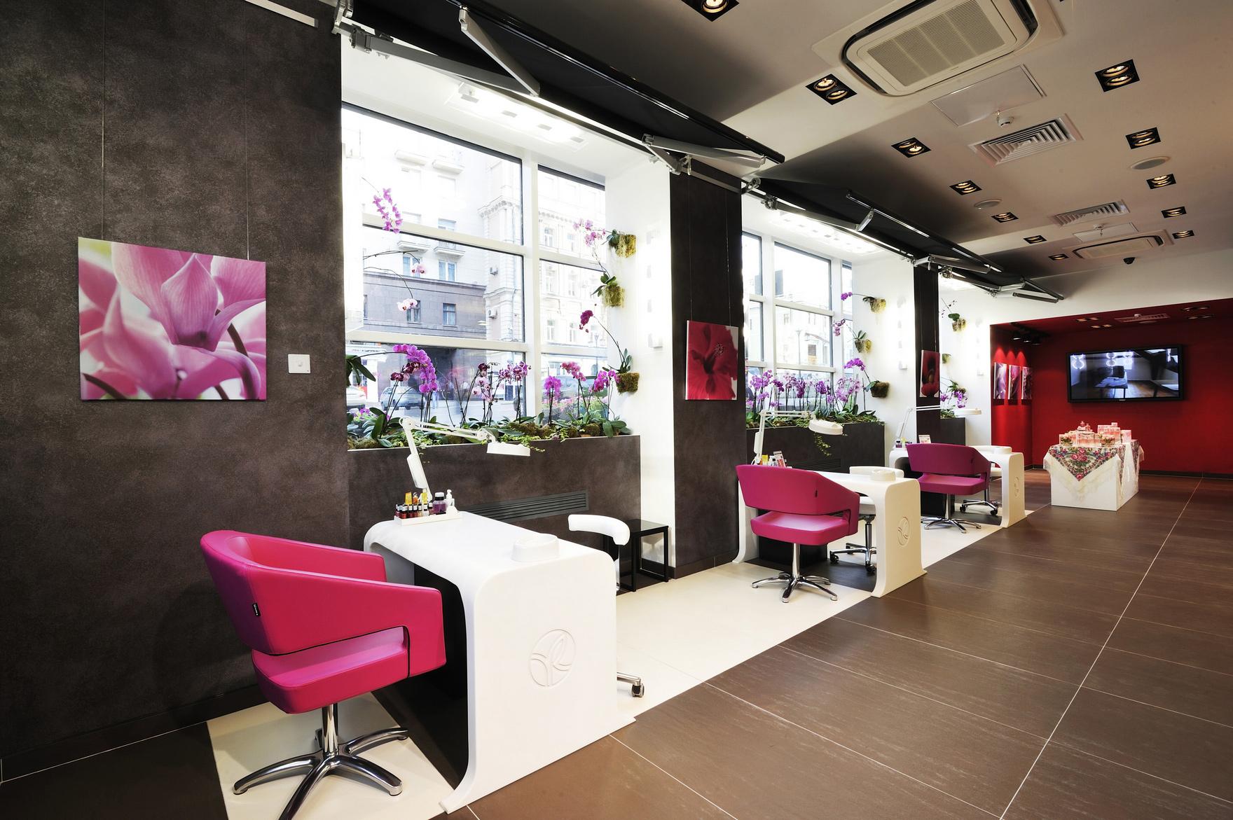 Салон красоты на дому дизайн