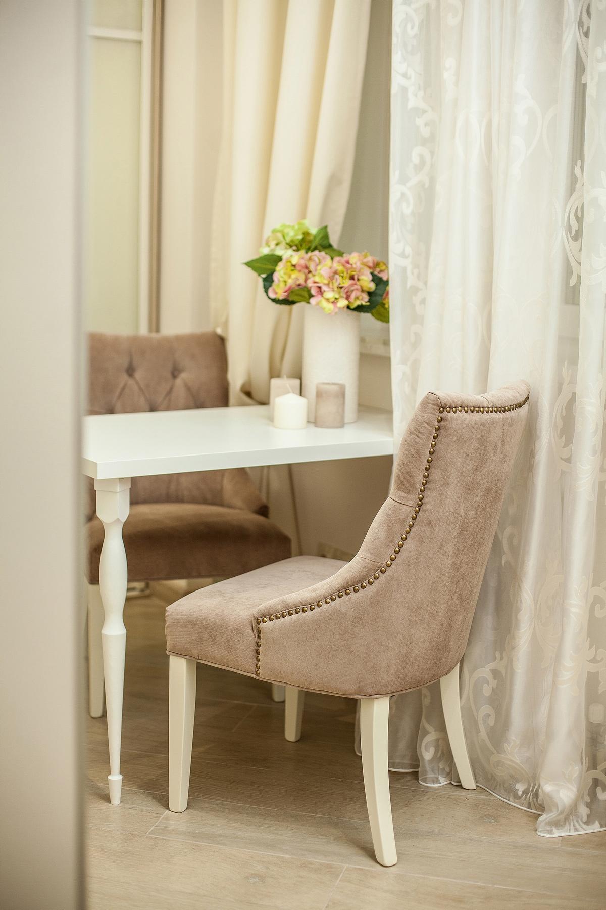 Салон красоты «», салон красоты, фото из проекта