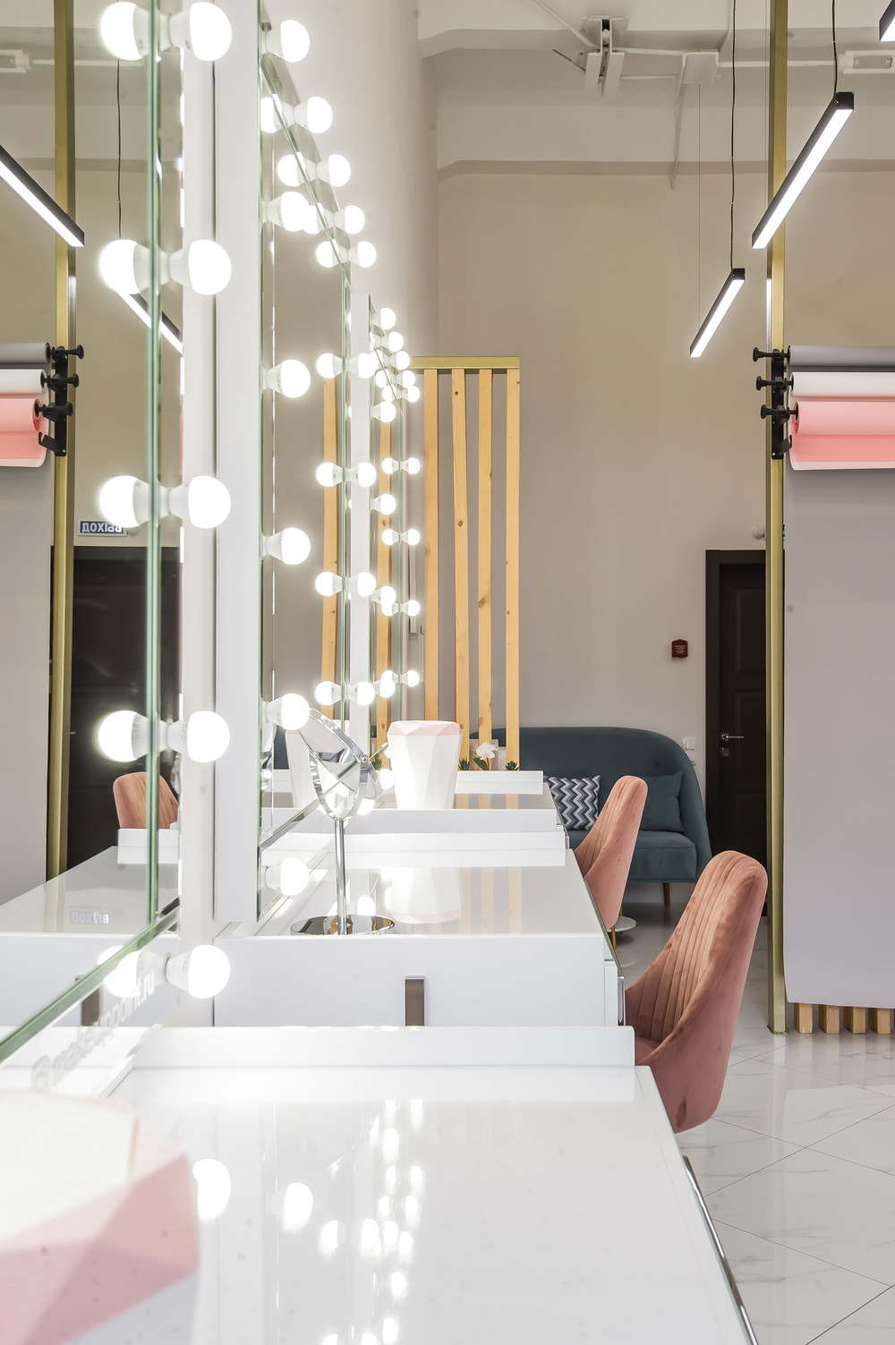 Салон красоты «Школа макияжа Makeup Point», салон красоты, фото из проекта