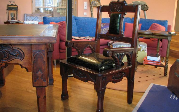 Фото № 47857 авторская мебель  Авторская мебель