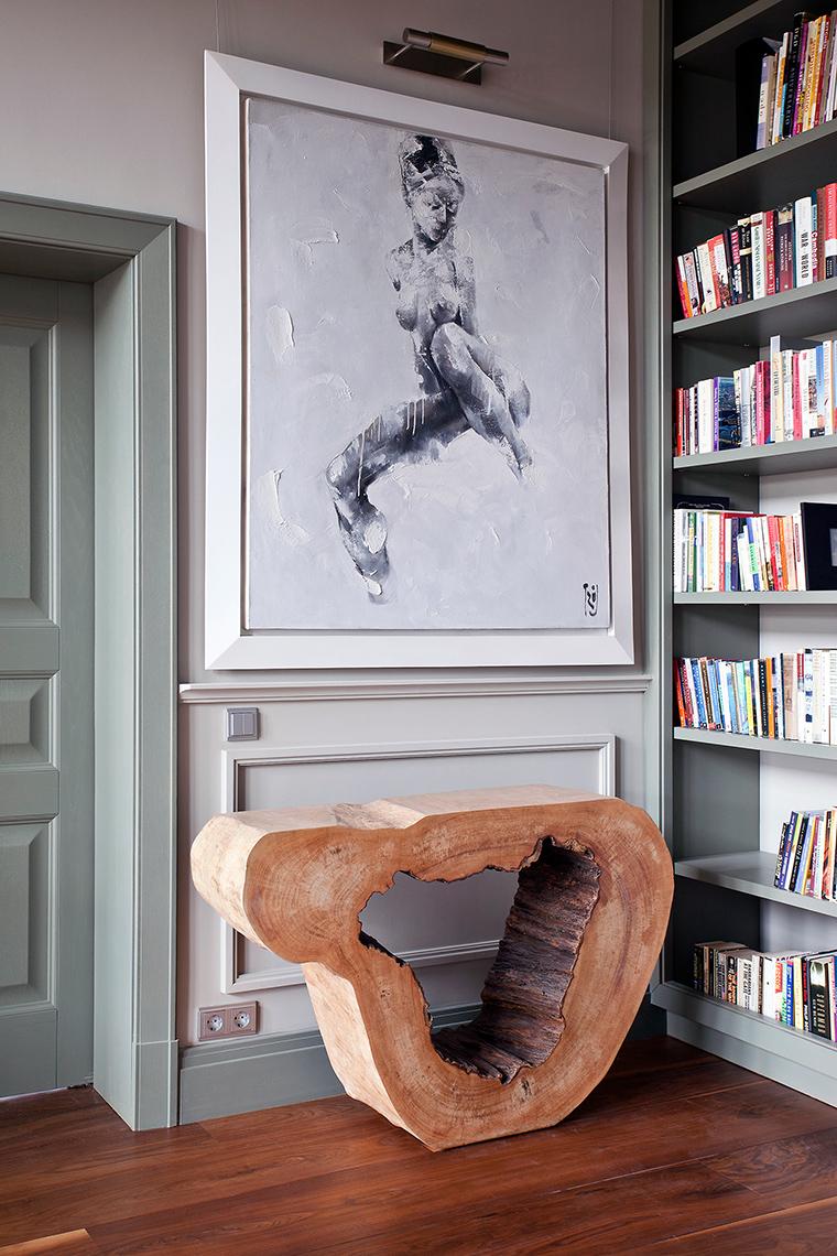 Авторская мебель. авторская мебель из проекта , фото №59815