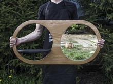 Фото стекло зеркала Авторская мебель