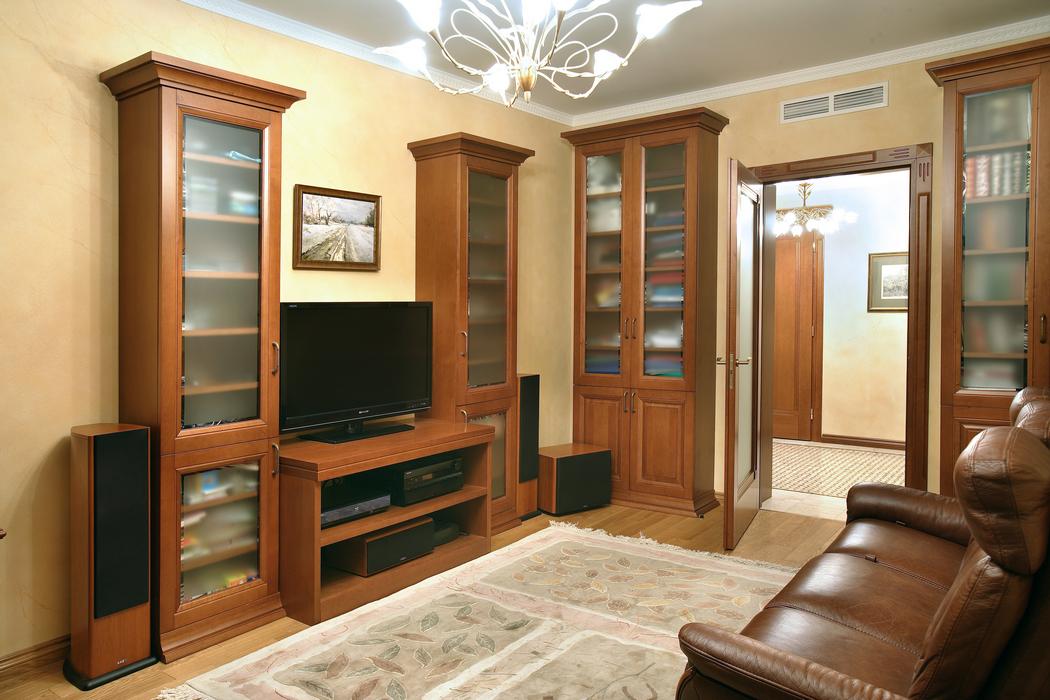 Шкафы Для Гостиной Классика В Москве