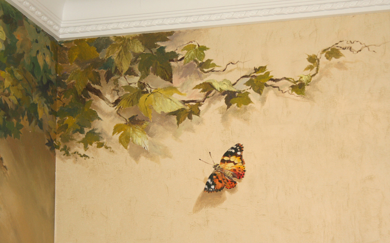 Фото № 23454 роспись живопись  Роспись, живопись
