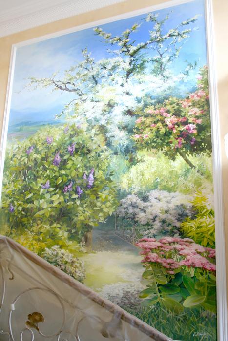 Фото № 23456 роспись живопись  Роспись, живопись