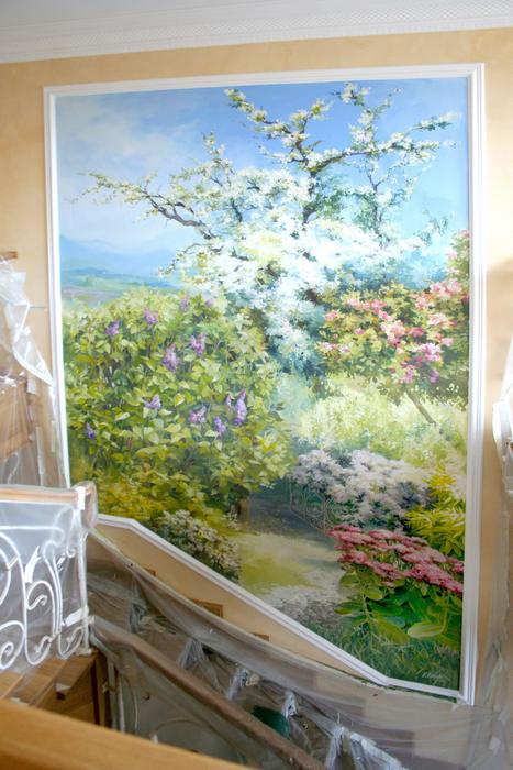 Роспись, живопись. роспись живопись из проекта , фото №23457