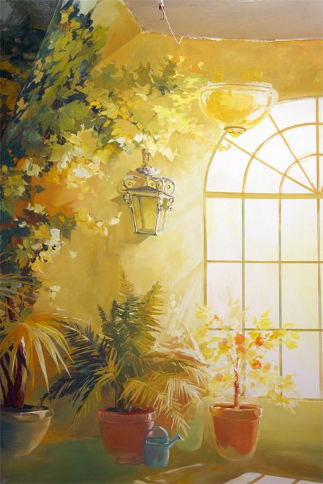 роспись живопись - фото № 23466