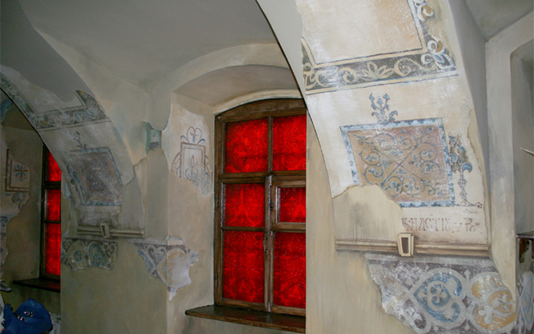 Фото № 23472 роспись живопись  Роспись, живопись