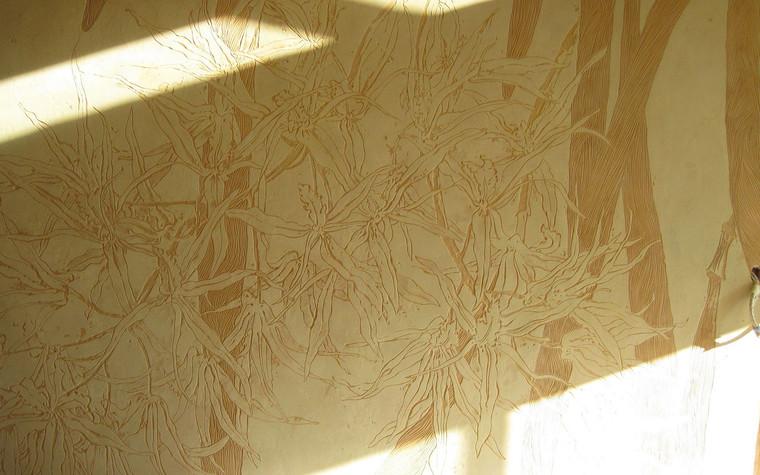 Роспись, живопись. роспись живопись из проекта Бамбук, фото №77636