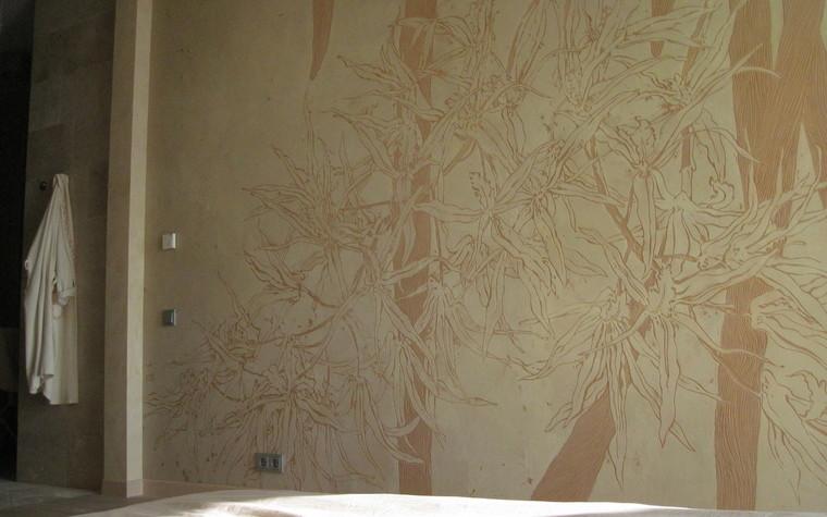 Роспись, живопись. роспись живопись из проекта Бамбук, фото №77637