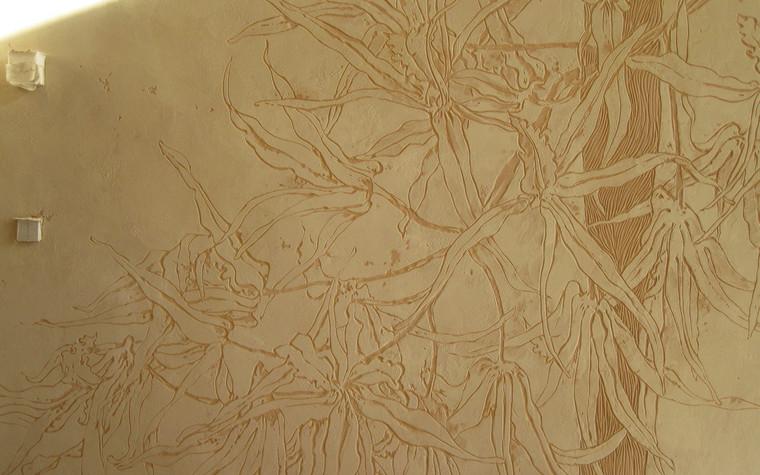 Роспись, живопись. роспись живопись из проекта Бамбук, фото №77638