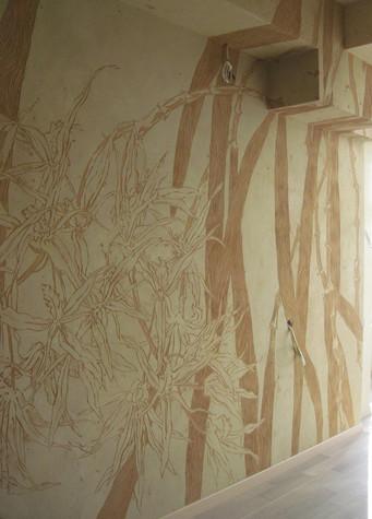 Роспись, живопись. роспись живопись из проекта Бамбук, фото №77639