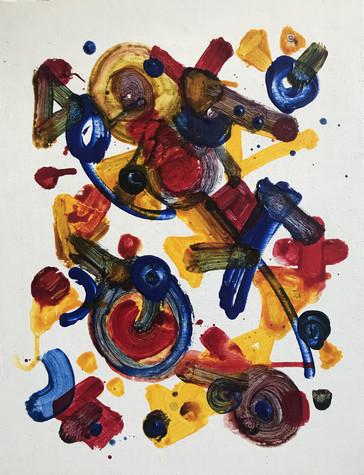 роспись живопись - фото № 96317