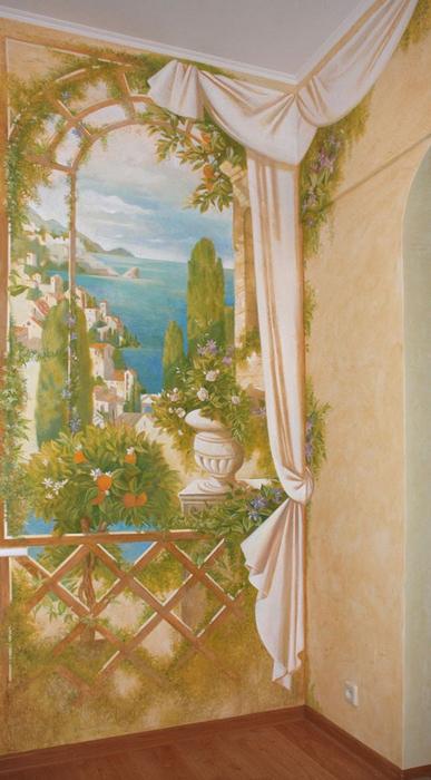 роспись живопись - фото № 22704