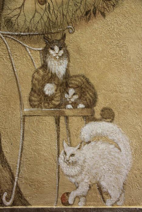 роспись живопись - фото № 22691