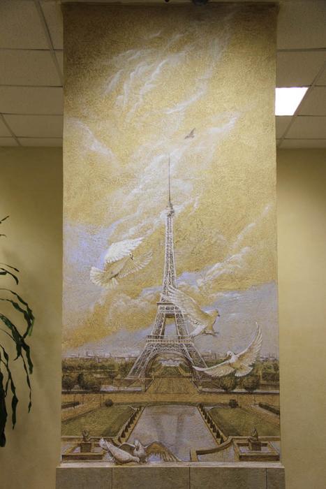 роспись живопись - фото № 22693