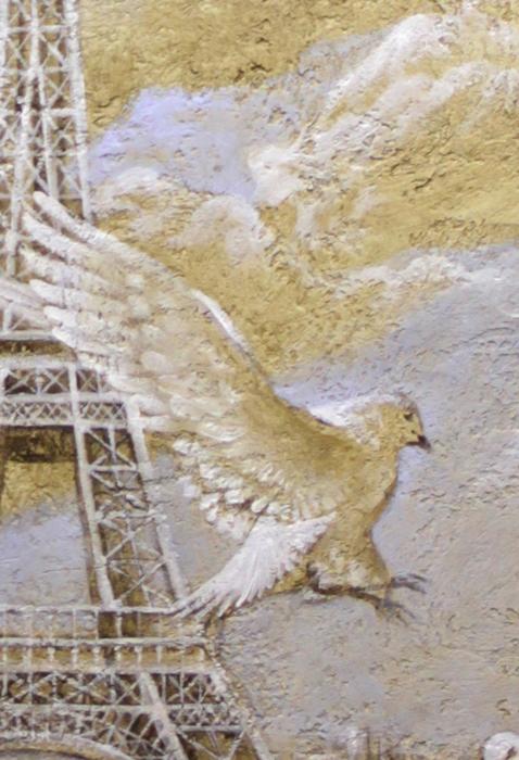 Фото № 22694 роспись живопись  Роспись, живопись