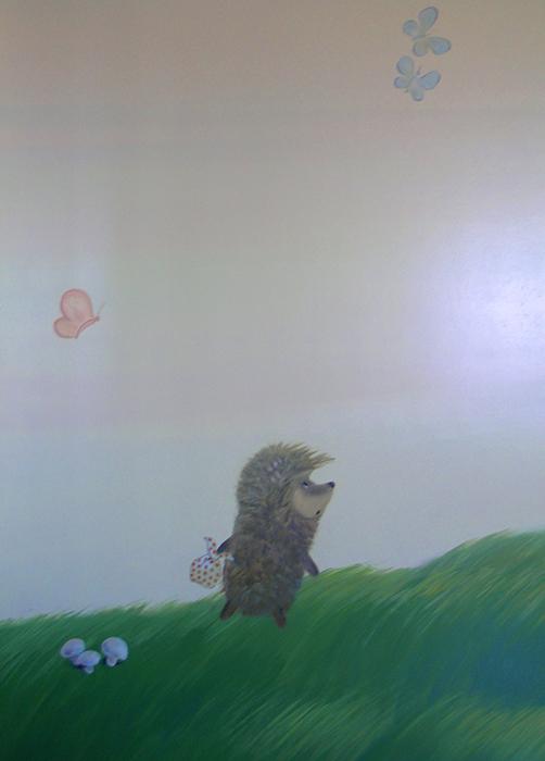 роспись живопись - фото № 33366