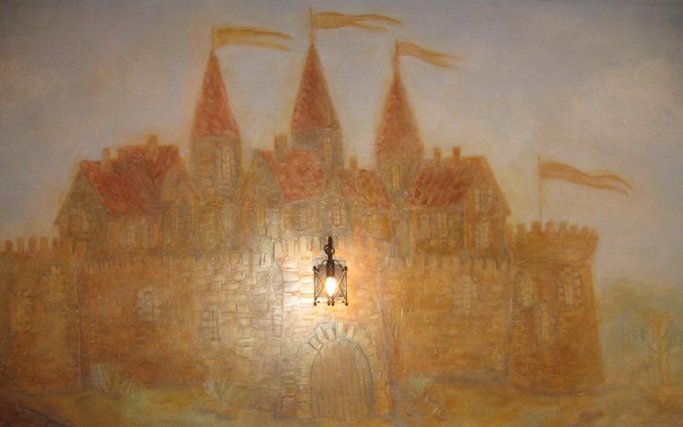 роспись живопись - фото № 34433