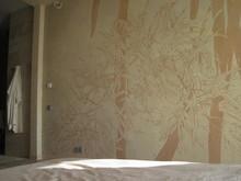 Роспись, живопись «Бамбук», роспись живопись . Фото № 24540