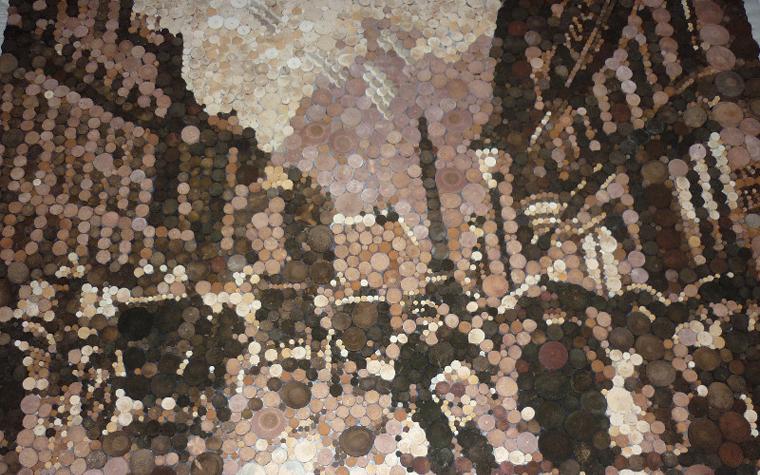 Фото № 25629 мозаика  Мозаика