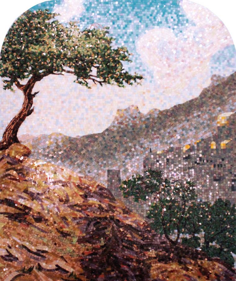 Фото № 51759 мозаика  Мозаика