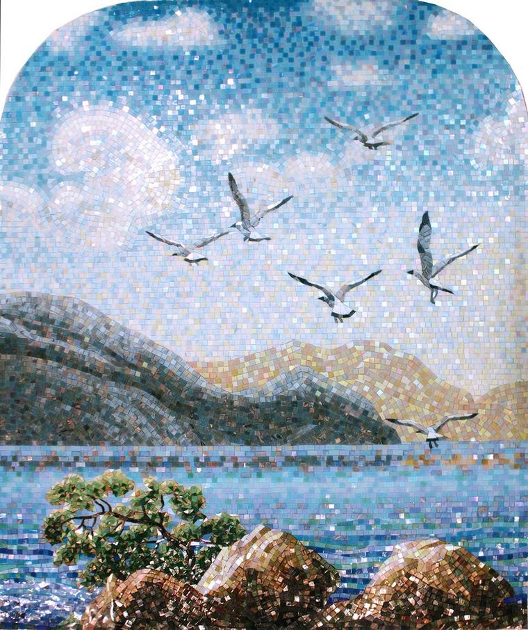 Фото № 51756 мозаика  Мозаика