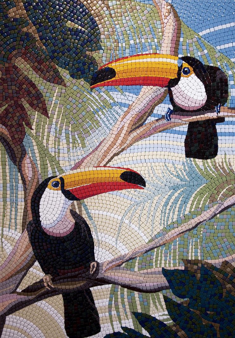 Фото № 51763 мозаика  Мозаика