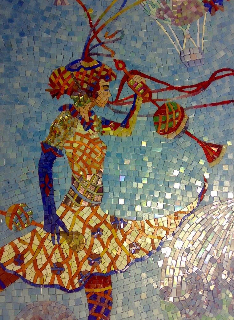 мозаика - фото № 58362