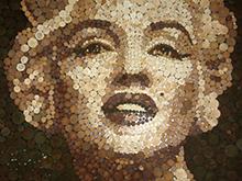 мозаика № 8514
