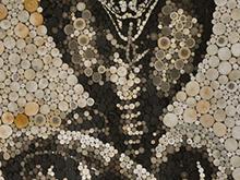 мозаика № 8509